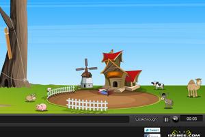 《逃离动物农场》游戏画面1