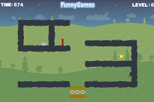 《跳跃寻星》游戏画面1