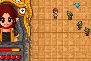 《勇者地下城》游戏画面1
