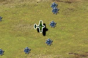 《飞机战场2选关版》游戏画面1