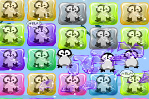 《解封冰冻企鹅》游戏画面1
