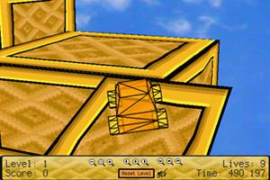 《3D大脚黄金出击》游戏画面1