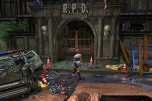 《生化危机3》游戏画面1