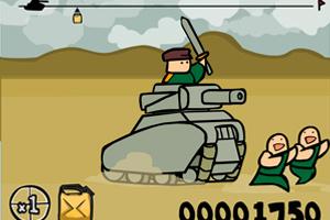 《坦克碾压2》游戏画面1
