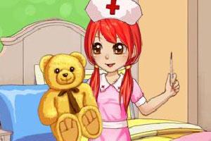 《靓丽小护士》游戏画面1