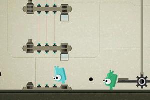 《怪物三人组》游戏画面1
