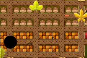 《小蚂蚁回家》游戏画面1