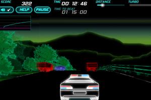 《霓虹灯赛车2修改版》游戏画面1