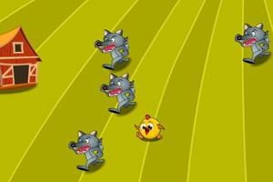 《小鸡快跑》游戏画面1