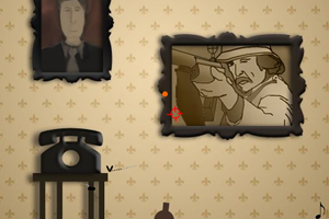 《射杀黑蜜蜂》游戏画面1