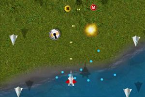 《阳光战机》游戏画面1