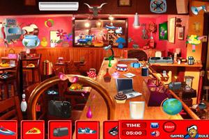 《酒吧找东西》游戏画面1