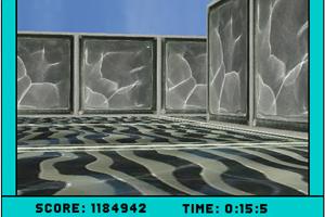 《走出3D迷宫》游戏画面1