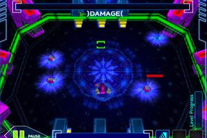 《3D战机大乱斗》游戏画面1