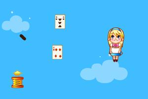 《跳跳接纸牌》游戏画面1