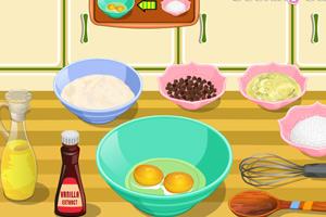 《美味香蕉面包》游戏画面1