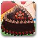 爱的巧克力蛋糕
