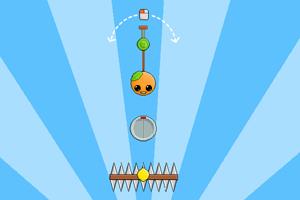 《放走大眼橙子增强版》游戏画面1