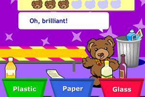 《环保小熊熊》游戏画面1