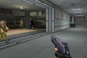 《防线穿越中文版》游戏画面1
