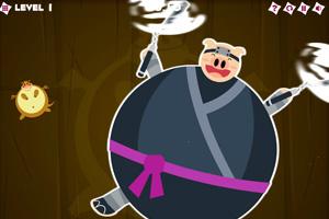 《忍猪无敌》游戏画面1