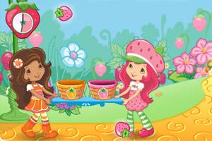 《草莓公主接草莓》截图1