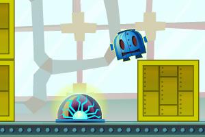 《弹跳的盒子2》游戏画面1