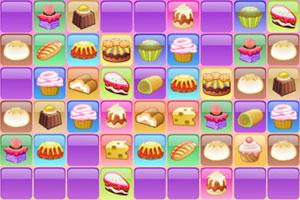 《蛋糕连连看》游戏画面1