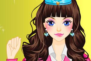 《魅力空姐》游戏画面1