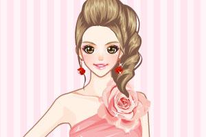 《玫瑰玫瑰》游戏画面1