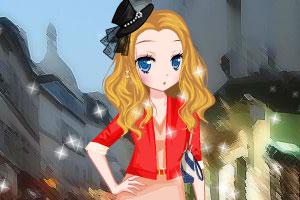 《巴黎女孩》游戏画面1