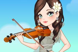《小提琴独奏》游戏画面1