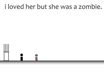 《我和僵尸有个约会》游戏画面1