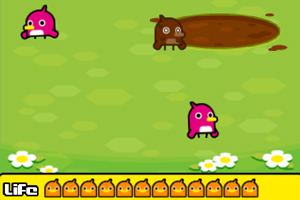 《泰比熊小鸡农场》游戏画面1