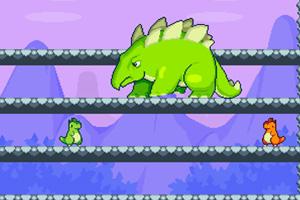 《恐龙兄弟中文版》游戏画面1