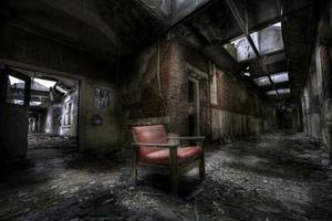 逃出恐怖旧医院