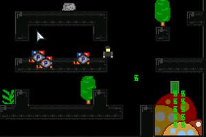 《抢劫小小的世界》游戏画面1