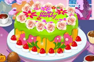 《哇!大蛋糕!》游戏画面1