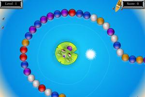 《小青蛙祖玛》游戏画面1