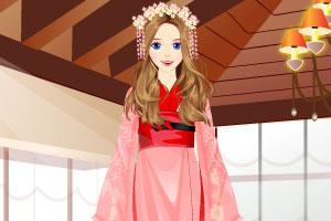 《日本美丽女子》游戏画面1