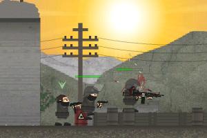 《特种兵大作战》游戏画面1
