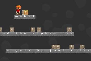 《老师拼单词》游戏画面1