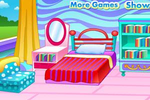 《公主卧室》游戏画面1