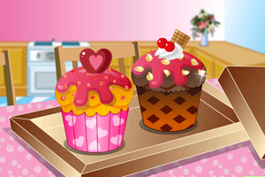 《松饼蛋糕》截图1