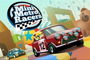 《遥控玩具车大赛》游戏画面1