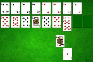 《两幅纸牌》游戏画面1