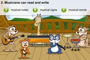 音乐知识问答