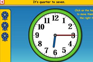 《现在是几点?》游戏画面1