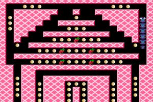 《贪吃小虫》游戏画面1