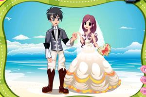 《纯美婚纱照》游戏画面1